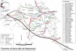 Plan Réaumont